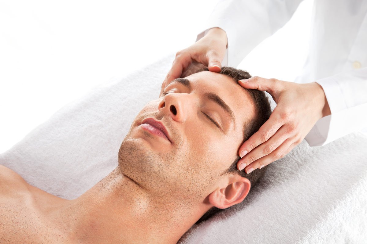Indian Head Massage Serenity Therapies Beauty And