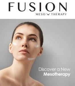 Fusion No Needle Mesotherapy available at Serenity Therapies in Tunbridge Wells