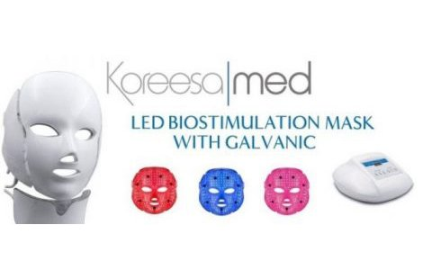 LED Light Therapy biostimulation masks at Serenity Therapies Tunbridge Wells